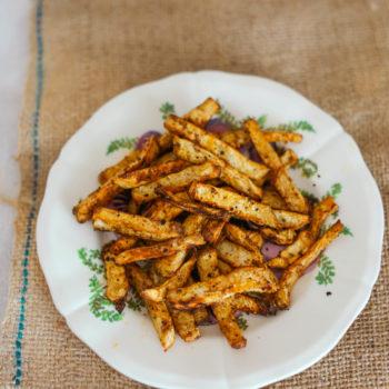 картошка из сельдерея