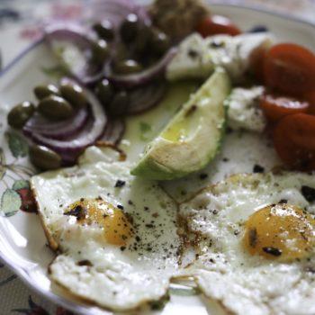 ПРАвильные завтраки из яиц